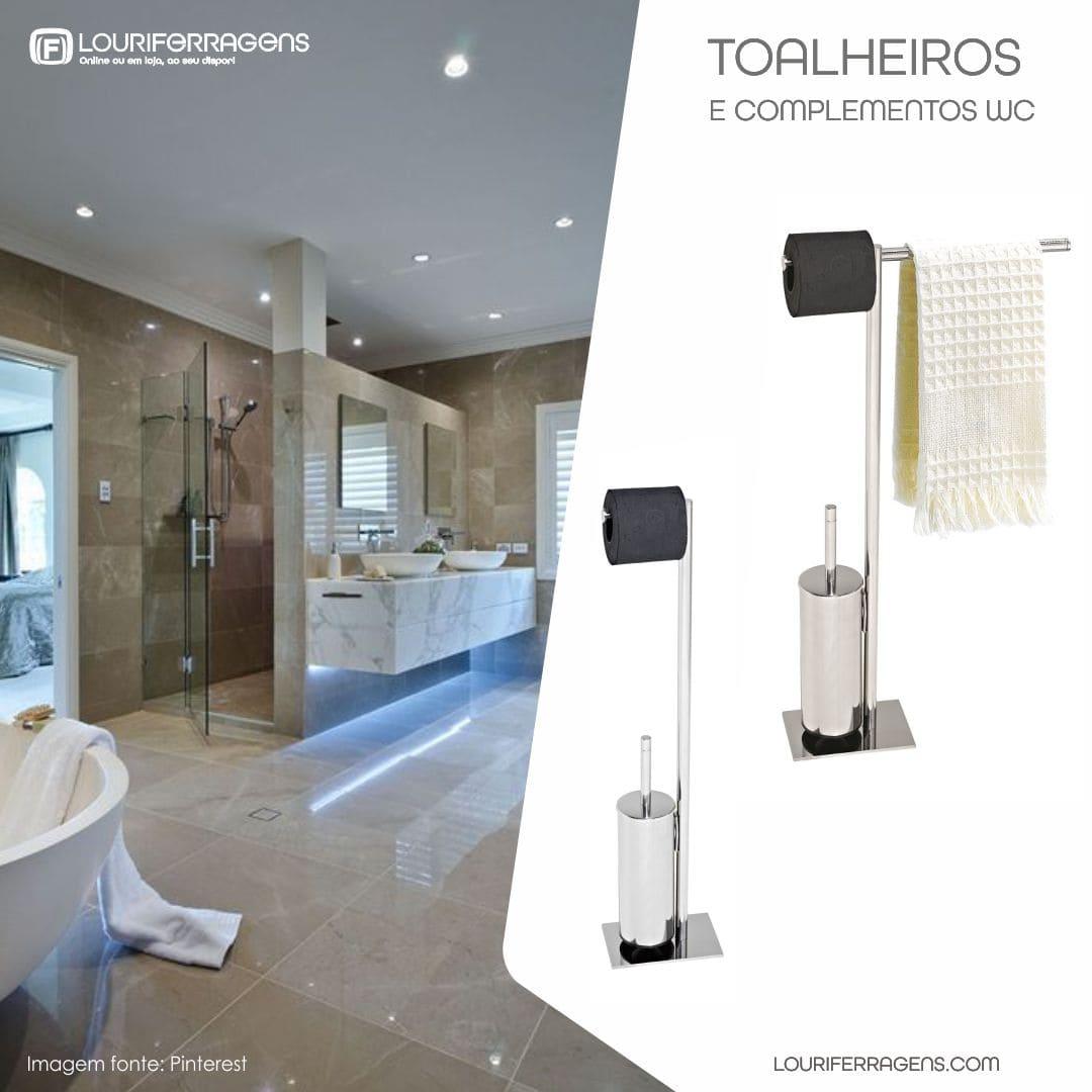 Post-toalheiros-complementos-chão-latao-cromado-brilhante-louriferragens